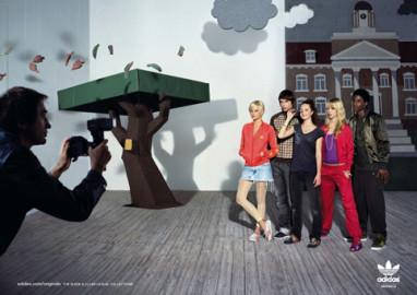 Adidas originals campaign