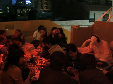 'Time for sharing' event 2005