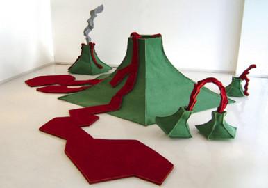 Volcano serie